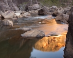 Reflections, Colo River