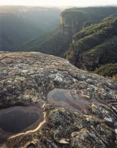 Rain pools, Grose Wilderness