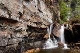Falls and Permian strata