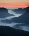 Daybreak, Grose Valley
