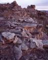 Ironstone shards