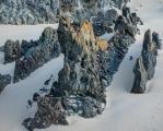 Emergent strata, Croajingolong National Park
