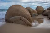 Granite tors, Croajingolong National Park