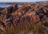 Shoreline rocks, Croajingolong National Park