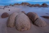 Granite dusk, Croajingolong National Park