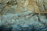Rock colours, Croajingolong National Park