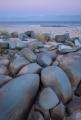 Quartzite boulders, Cape Howe