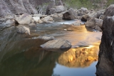 Colo River reflection
