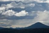 Western volcanic peaks