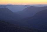 Bowens Creek and Mount Yengo
