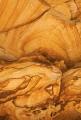 Sandstone overhang